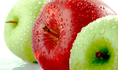 Como Bajar el Abdomen Rapido en Casa: La dieta de la manzana